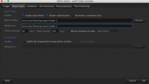 watch folder tab example