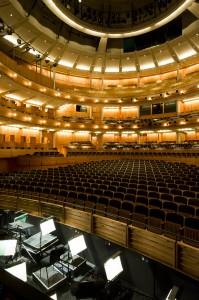 Glyndebourne Auditorium - Charlotte Boulton