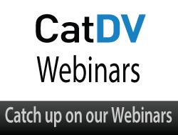 CatDV Webinars