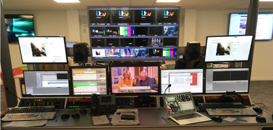 ITV News selects SBS for archive solution