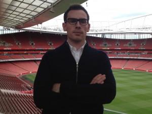 Petro Mnych - Arsenal FC