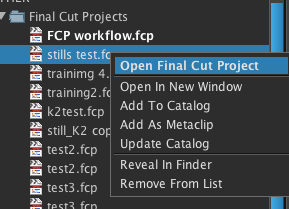 fcp workflow 1 use